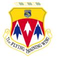 71st Flying Training Wing emblem (1973).png