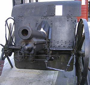 Cannone da 75/27 modello 06 - Image: 7527front