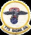 775th Radar Squadron - Emblem.png