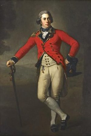 Thomas Bruce, 7th Earl of Elgin - Thomas Bruce, 7th Earl of Elgin and 11th Earl of Kincardine by Anton Graff (around 1788).