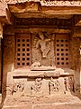 7th century Vishwa Brahma Temples, Alampur, Telangana India - 25.jpg