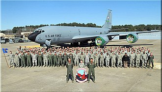 911th Air Refueling Squadron - The 911th Air Refueling Squadron