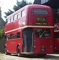 A1bus.co.uk Routemaster bus RM471 (KVS 601), 19 May 2011.jpg