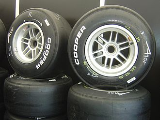 Cooper Tire & Rubber Company - Cooper racing tires (A1GP)