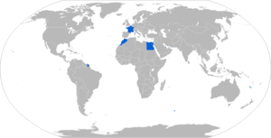 AASM - Map with AASM operators in blue