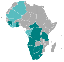 diamonds in africa map African Diamond Producers Association Wikipedia diamonds in africa map