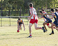 AFL Bond University Bullsharks (17959331020).jpg