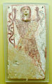 AGMA Ancient greek terracotta votive plaque with Woman and Snakes.jpg