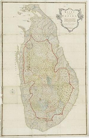 Invasion of Ceylon (1795) - Dutch Ceylon