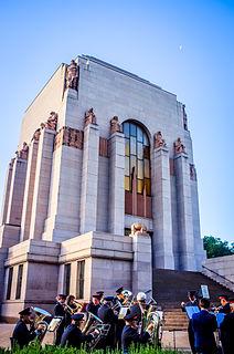 Anzac Memorial memorial