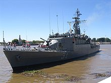 Pictures Of Corvettes >> List of decommissioned ships of the South African Navy ...