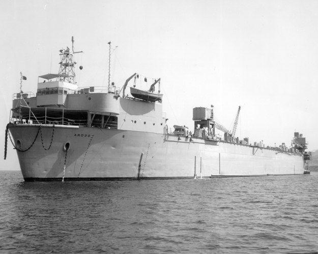 ARD20 floating repair dry dock