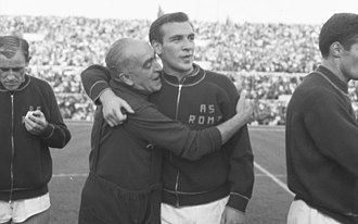 Antonio Valentín Angelillo - Angelillo with Roma in the early 1960s
