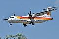 "ATR 72-600 Air Nostrum Iberia Regional (ANE) ""Cuidad Autonoma Melilla"" EC-LRU - MSN 1032 (9502857187).jpg"