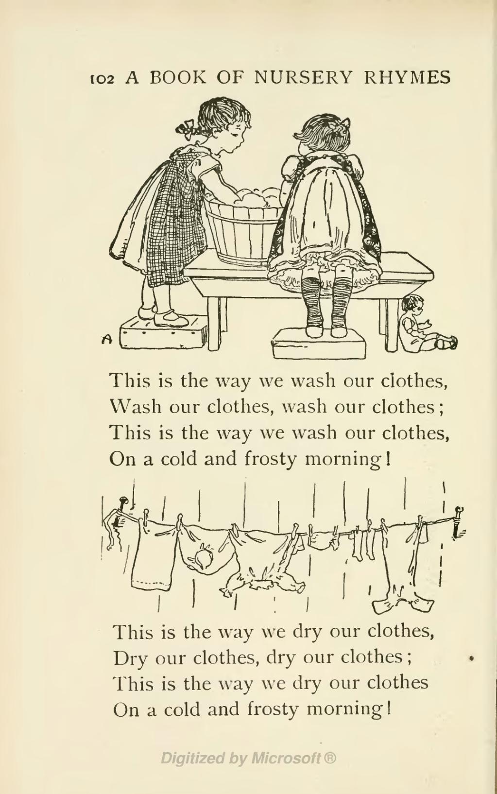 Page A Book Of Nursery Rhymes Djvu 124