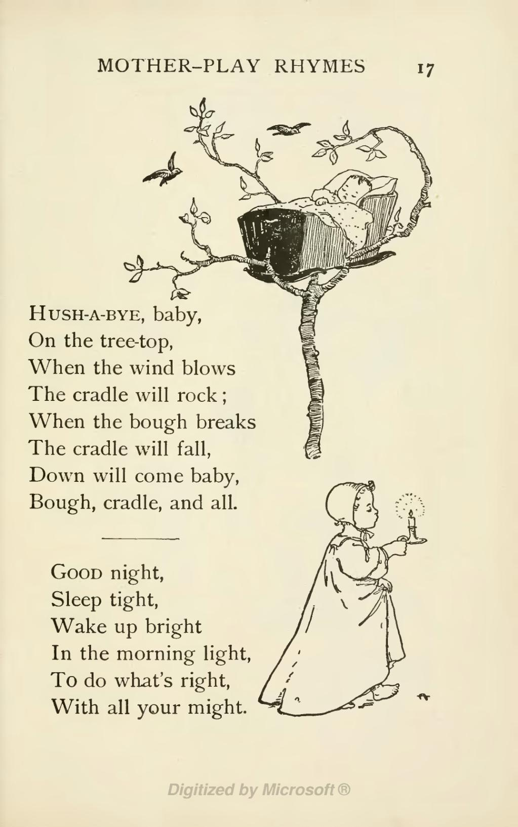 Page A Book Of Nursery Rhymes Djvu 39 Wikisource The