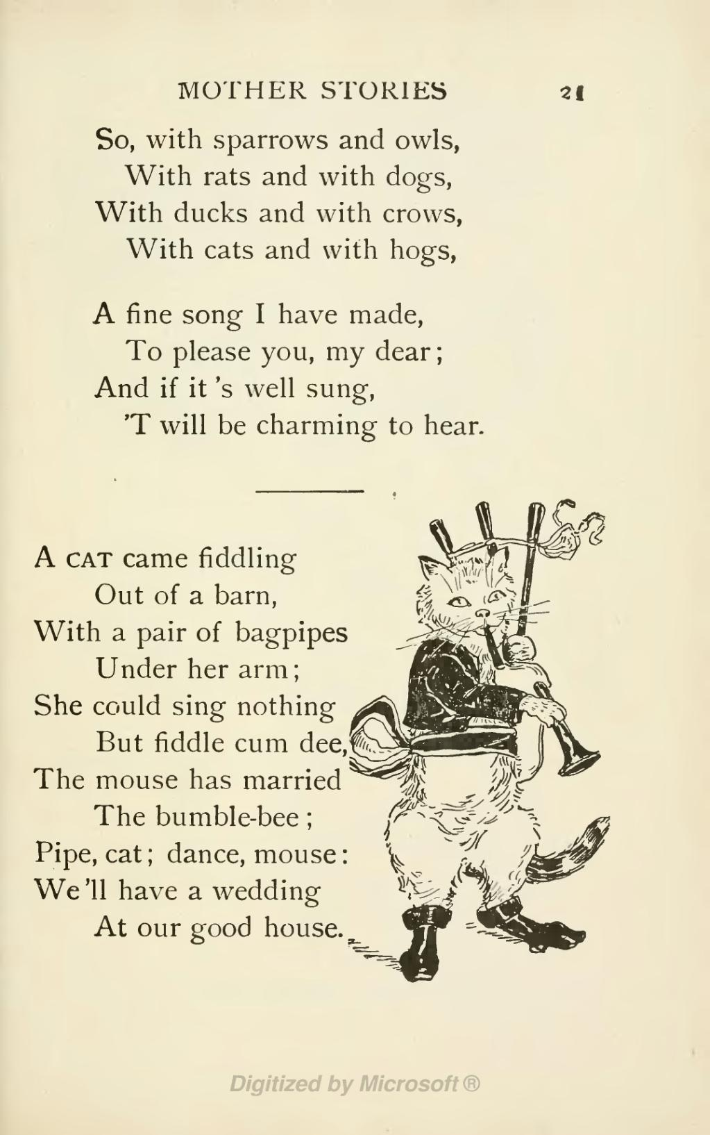 Page A Book Of Nursery Rhymes Djvu 43 Wikisource The