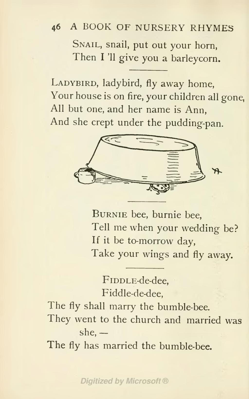 Nursery rhymes children songs with lyrics