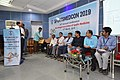 A Case Study of Severe Elbow Injury and Rehabilitation of 14 Year Old Athlete by Coaches Sports Surgeons and Sports Physiotherapists - SPORTSMEDCON 2019 - SSKM Hospital - Kolkata 2019-03-17 3784.JPG