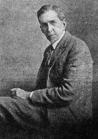 Alpheus Hyatt Verrill - A. Hyatt Verrill c. 1927.