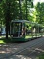 A Tram in Helsinki Finland.JPG