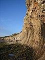 A breaking wave of stone, Far Arnside - geograph.org.uk - 1616475.jpg