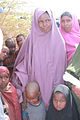 A woman and children at Dolo Odo camp, Ethiopia (5936614819).jpg