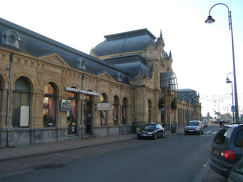 Arlon station