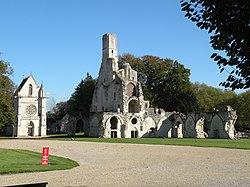 Шали (аббатство)
