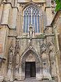 Abbaye de Saint-Pierre-sur-Dives - portail occidental.JPG