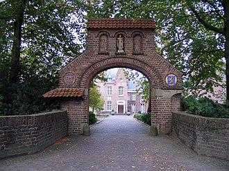 Berne Abbey - Gate of Berne Abbey