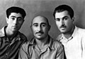 Abulfat Aliyev, Bahram Mansurov, Haji Mammadov.jpg