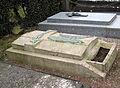 Acheux-en-Amiénois (cimetière) tombe d'Edmée Jarlaud 2.jpg