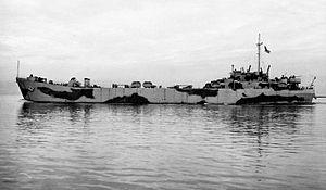 USS Achilles (ARL-41) - Image: Achilles ARL 41