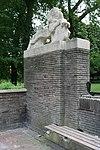 foto van Vreugd en Rust: monument 'JULIANA EN BERNHARDBANK'