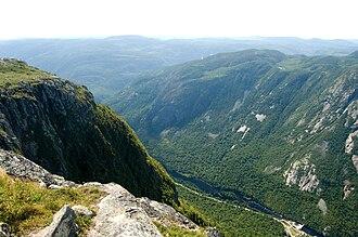 Montagne des Érables - Image: Acropoledesdraveurs