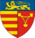 Coat of arms of the Sibiu County