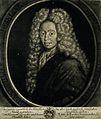 Adam Gottlieb Hainicke. Mezzotint by J. D. Meyr after himsel Wellcome V0002654.jpg