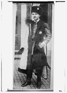 Adam Ludwik Czartoryski Polihs noble