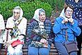 Adela Forestello, Elsa Massa y Norma Vermeulen en la Plaza, 4 de mayo de 2017.jpg