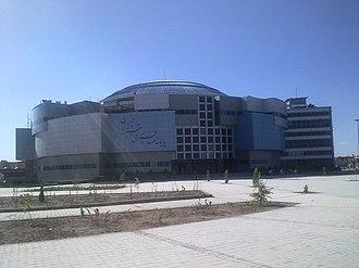 Kerman - Kerman's Adineh bus terminus