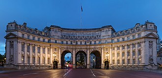 Admiralty - Admiralty Arch