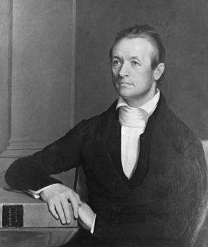 Adoniram Judson - Adoniram Judson by George Peter Alexander Healy, 1846