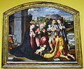 Adoració dels Pastors, Paolo di San Leocadio, Museu Catedralici i Diocesà de València.JPG