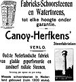 Advertisement Canoy-Herfkens' steenfabrieken Venlo.jpg