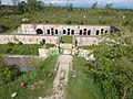 Aerial photograph of batterie de Sermenaz - Neyron - France (drone) - May 2021 (10).JPG