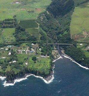 Unincorporated community in Hawaii, U.S.