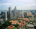 Aerial view of the Central Business District, Singapore - 20050409.jpg