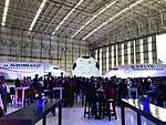 Aeromexico and Delta joint sponsorship event (34337765691).jpg