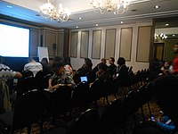 African Meetup at Wikimania 2018 (02).jpg